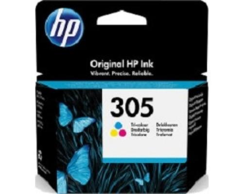 Картридж струйный HP 305 3YM60AE многоцветный (100стр.) (2мл) для HP DJ 2320/2710/2720