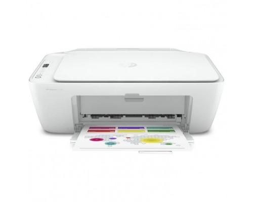 МФУ струйный HP DeskJet 2720 (3XV18B) A4 WiFi USB белый