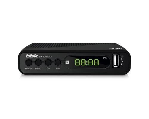 BBK SMP028HDT2 черный