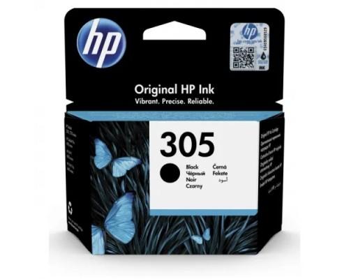 Картридж струйный HP 305 3YM61AE черный (120стр.) для HP DJ 2320/2710/2720