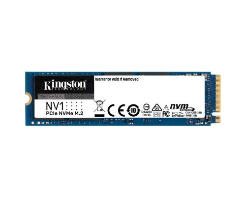 Kingston SSD 500Gb M.2 SNVS/500G NV1 M.2 2280 NVMe