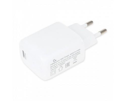 Cablexpert Адаптер питания PD20W,QC3.0, белый (MP3A-PC-29)