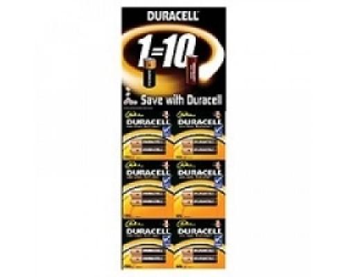 DURACELL LR6/(2x10)BL MN1500 Отрывной (20 шт в уп-ке) 1/10